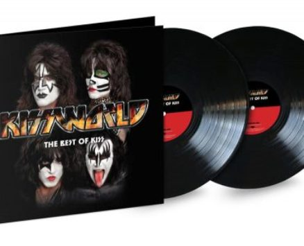 The Best of Kiss – album doppio vinile
