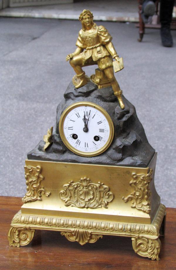 Orologio da tavolo parigina