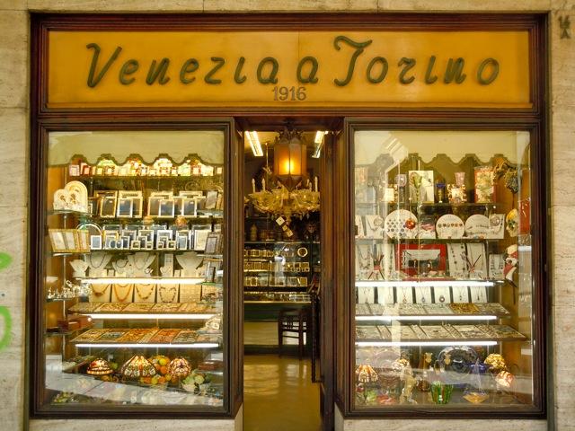 Venezia a Torino sas