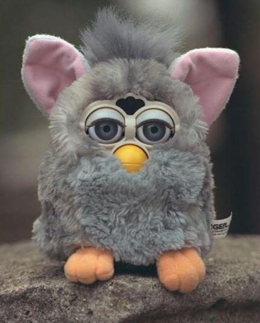 Furby gioco vintage anni '80 trendy collezionismo