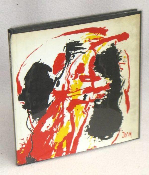 JORN A VENEZIA - 1°ed. 1963 - COBRA, ALECHINSKY, CORNEILLE, PINOT GALLIZIO libro arte prima edizione