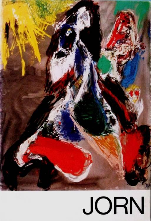 ASGER JORN - 1945-1972 1°ed. Paris 1978 - COBRA, PINOT GALLIZIO, SITUAZIONISMO, DOTREMONT