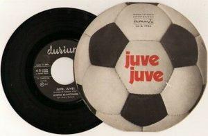 disco 45 giri Juventus 1972 Scudetto