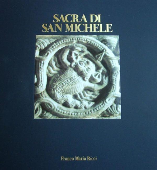 Sacra di San Michele Libro Franco Maria Ricci Grand Tour2