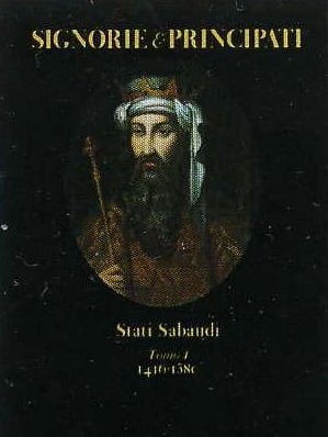 Stati Sabaudi marchesati piemontesi Tomo Franco Maria ricci Libro Storia Torino