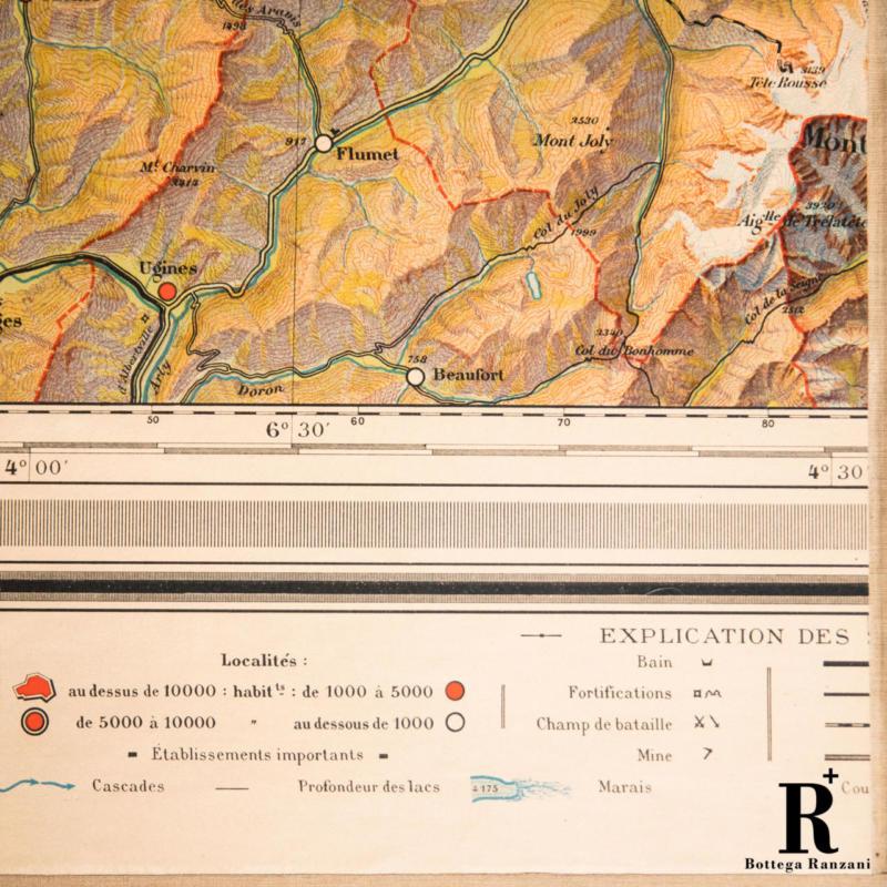 Dettagliata Cartina Della Svizzera.Mappa Della Svizzera 1solo Com Pezzi Unici Per Definizione