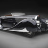 1939 Bugatti Type 57C by Vanvooren. Petersen Automotive Museum, Los Angeles - esempio di Art Deco nel Design d'Automobili